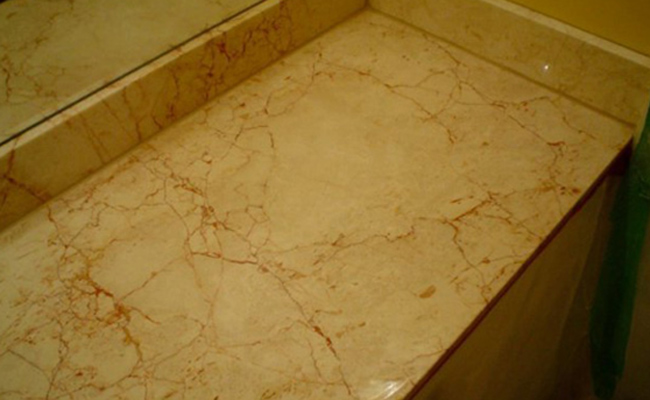 marble-damaged-by-cosmetics-and-cleaners