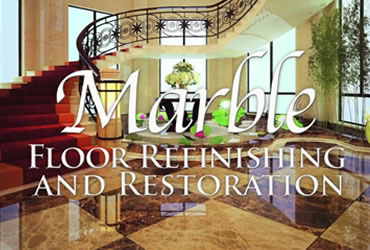 Marble, Granite & Tile Cleaning, Polishing, Restoration
