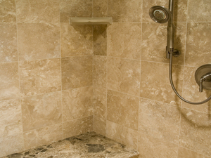 Cleaning Your Travertine Shower N Motion Stone And Tile Care